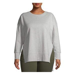 Women's Plus Size French Terry Sweatshirt